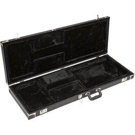 Fender Fender Pro Series Stratocaster/Telecaster Case Black w/ Black Acrylic Interior