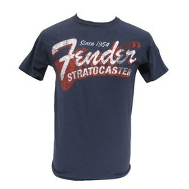 Fender Fender Since 1954 Strat T-Shirt, Blue