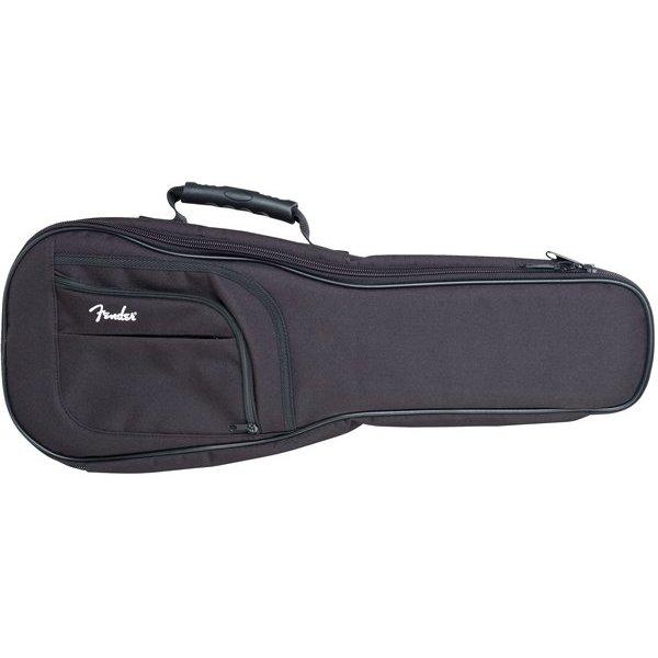 Fender Fender Urban Concert Ukulele Gig Bag, Black