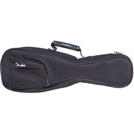 Fender Fender Urban Soprano Ukulele Gig Bag, Black