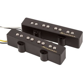 Fender Fender Vintage Noiseless Jazz Bass Pickups, (2)