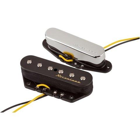 Fender Vintage Noiseless Tele Pickups, (2)