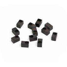Fender Floyd Rose Original String Blocks, Black (12)