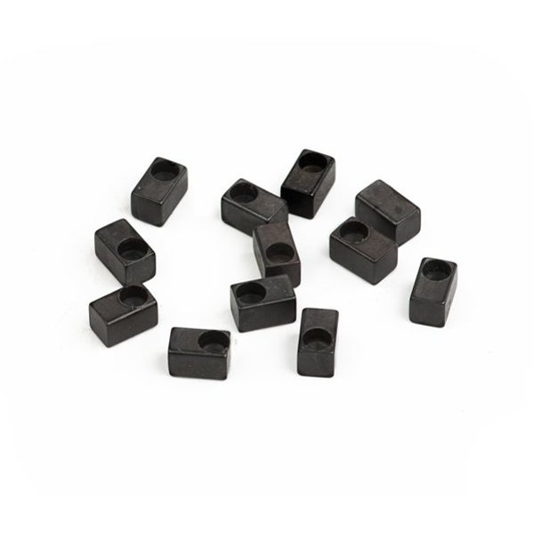 Fender Floyd Rose Original String Blocks, Black (12)
