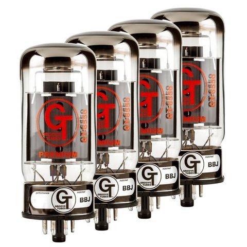 Groove Tubes GT-6550-R MED QUARTET