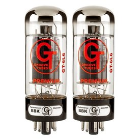 Groove Tubes Groove Tubes GT-6L6-C(HP) MED DUET