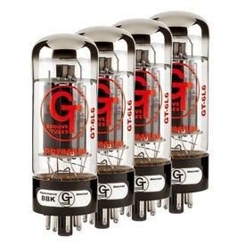 Groove Tubes Groove Tubes GT-6L6-C(HP) MED QUARTET