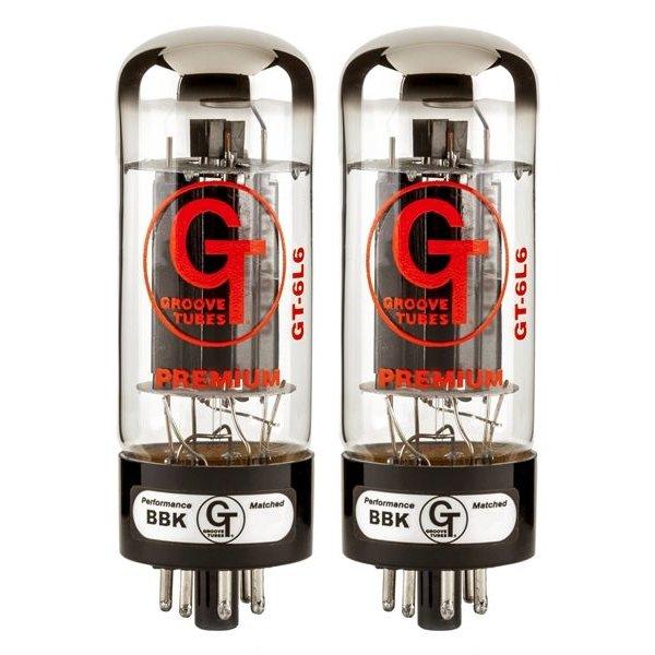 Groove Tubes Groove Tubes GT-6L6-S MED DUET