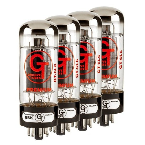 Groove Tubes Groove Tubes GT-6L6-S MED QUARTET