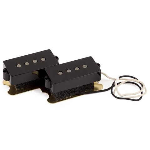 Pure Vintage '63 Precision Bass Pickup, Black