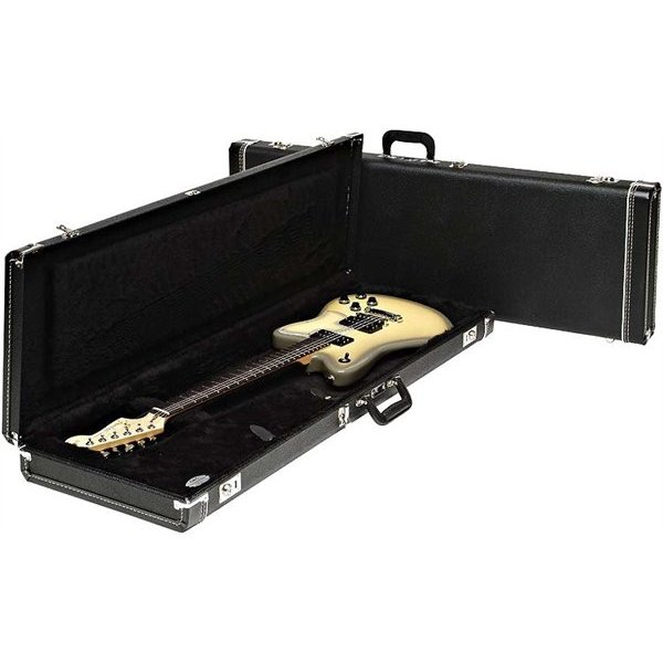 Fender G&G Standard Jaguar/Jazzmaster/Toronado/Jagmaster Case w/ Black Acrylic Interior