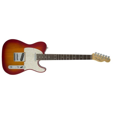 American Elite Telecaster, Rosewood Fingerboard, Aged Cherry Burst