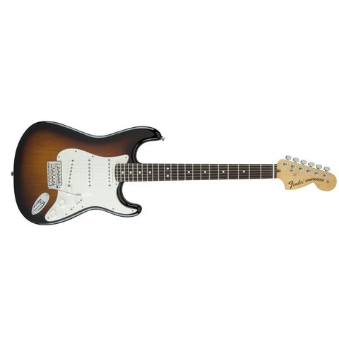 American Special Stratocaster, Rosewood Fingerboard, 2-Color Sunburst
