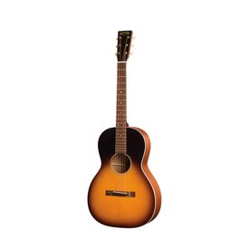 Martin Martin 00-17S Whiskey Sunset Lefty w/ Hard Case