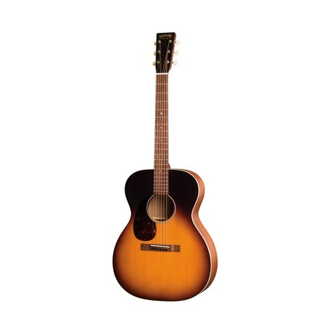 Martin 000-17 Whiskey Sunset Lefty w/ Hard Case