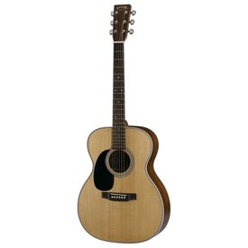 Martin Martin 000-28 Lefty Standard Series w/ Hard Case