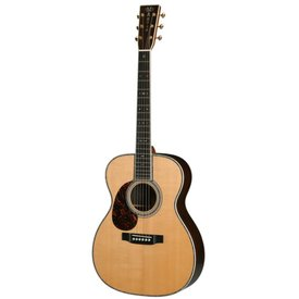 Martin Martin 000-42 Lefty Standard Series w/ Hard Case