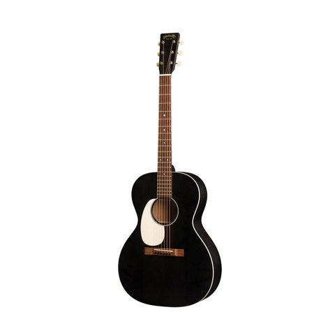 Martin 00L-17 Black Smoke Lefty w/ Hard Case