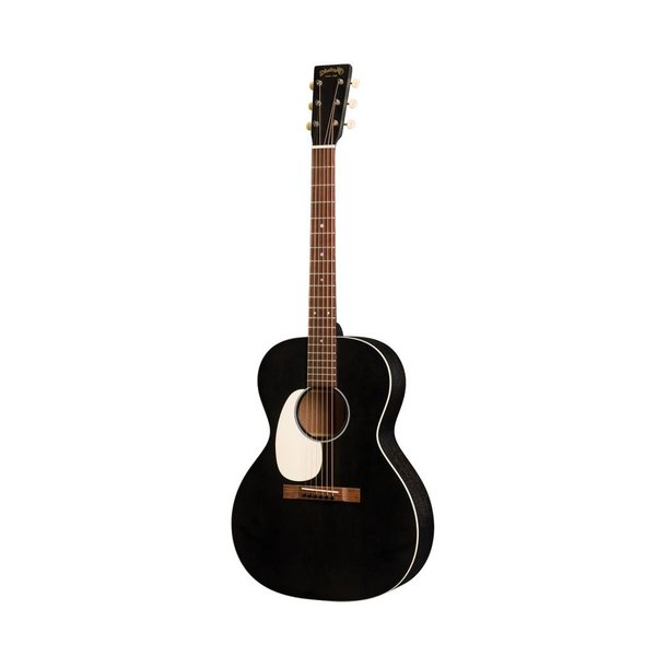 Martin Martin 00L-17 Black Smoke Lefty w/ Hard Case