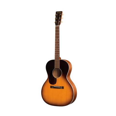 Martin 00L-17 Whiskey Sunset Lefty w/ Hard Case
