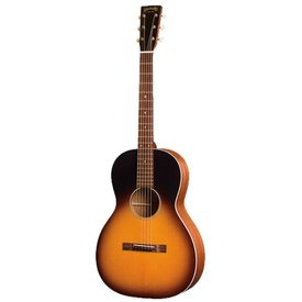Martin Martin 00-17SE Whiskey Sunset Lefty w/ Hard Case