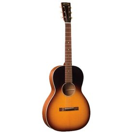 Martin Martin 00-17SE Whiskey Sunset w/ Hard Case