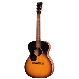 Martin Martin 000-17E Whiskey Sunset Lefty w/ Hard Case