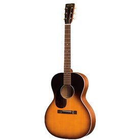 Martin Martin 00L-17E Whiskey Sunset Lefty w/ Hard Case