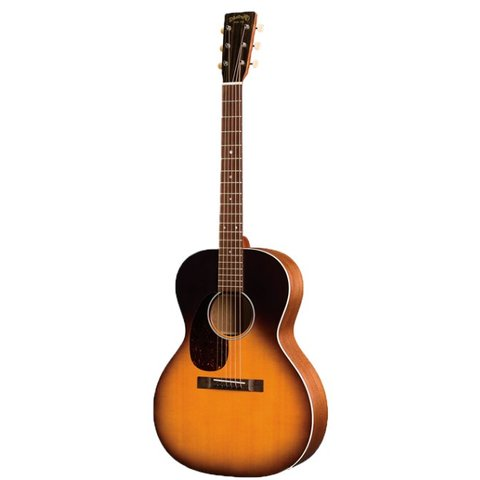 Martin 00L-17E Whiskey Sunset Lefty w/ Hard Case