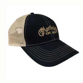 Martin Martin 18NH0030 Trucker Cap With CFM Logo, Navy