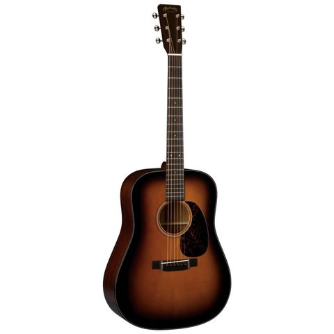 Martin D-18 Sunburst Standard Series w/ Hard Case