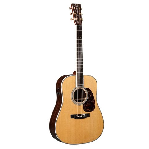 Martin D-45E Retro Series w/ Hard Case