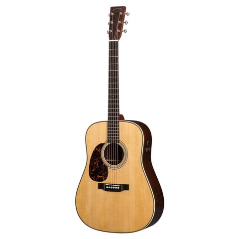 Martin HD-28E Retro Lefty Retro Series w/ Hard Case
