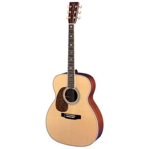 Martin J-40 Lefty Standard Series w/ Hard Case