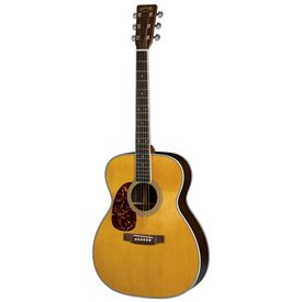 Martin Martin M-36 Lefty Standard Series w/ Hard Case