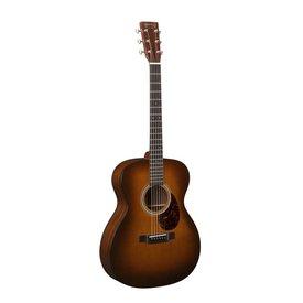 Martin Martin OM-21 Ambertone Standard Series w/ Hard Case