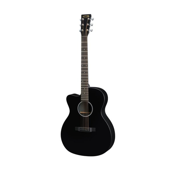 Martin Martin OMCXAE Black Lefty X Series