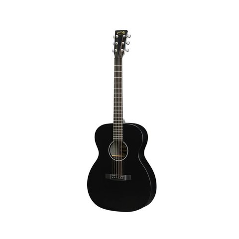 Martin OMXAE Black Lefty New X Series
