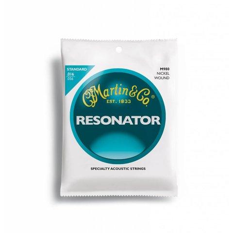 Martin Resonator, Light