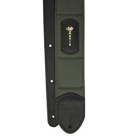Martin Martin Vegan Leather 4-Piece Strap, Camo Green