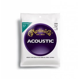 Martin Martin M200, 12 String, Silk & Steel, 11.5 - 47.0