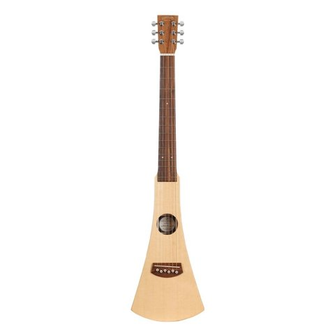 Martin Backpacker Steel String Lefty Backpacker w/ Deluxe Bag