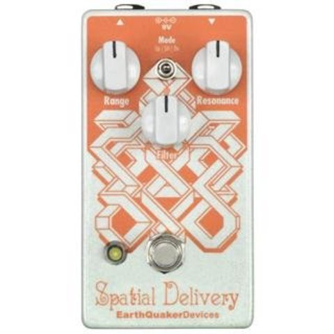 Earthquaker Devices Spatial Delivery Sample & Hold Envelope Filter