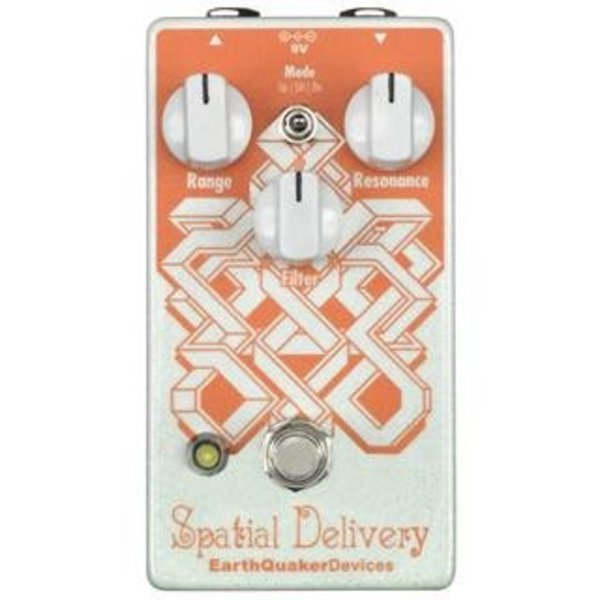 EarthQuaker Devices Earthquaker Devices Spatial Delivery Sample & Hold Envelope Filter
