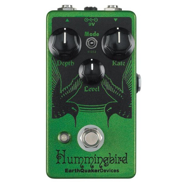 EarthQuaker Devices Earthquaker Devices Hummingbird Repeat Percussions V3