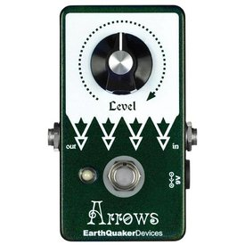 EarthQuaker Devices Earthquaker Devices Arrows V2 Preamp Booster