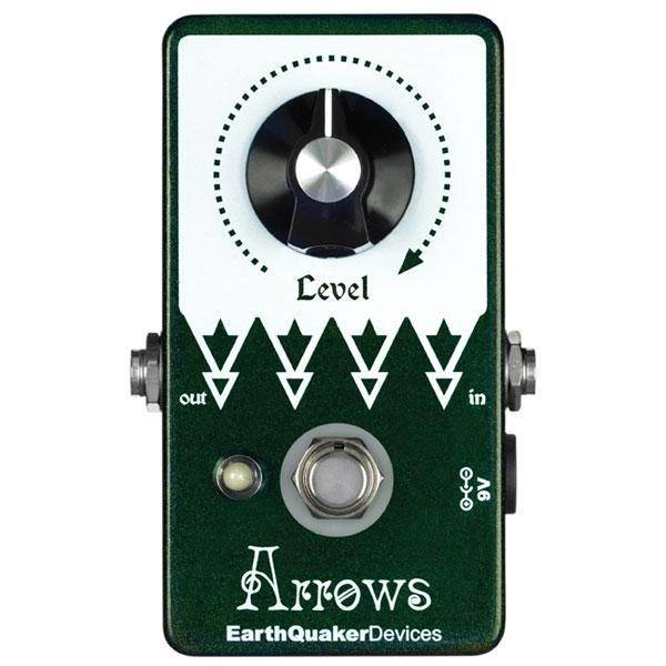EarthQuaker Devices Earthquaker Devices Arrows Preamp Booster