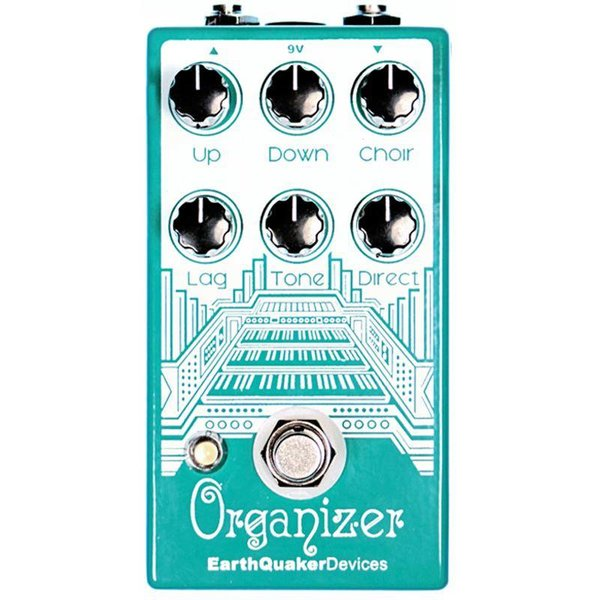 EarthQuaker Devices Earthquaker Devices Organizer Polyphonic Organ Emulator
