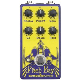 EarthQuaker Devices Earthquaker Devices Pitch Bay Polyphonic Harmonizer and Distortion Generator