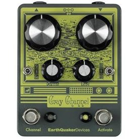 EarthQuaker Devices Earthquaker Devices Gray Channel Dynamic Dirt Doubler